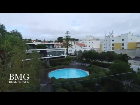 Penthouse de Luxo no Estoril, Cascais