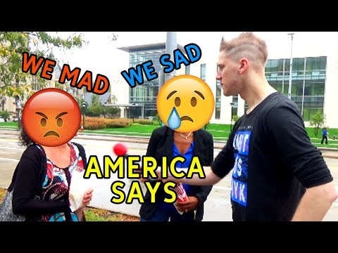 AMERICA REACTS!!! (to not making the 2018 World Cup)
