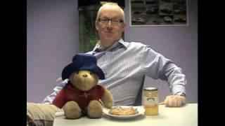 Paddington loves marmalade - not marmite!