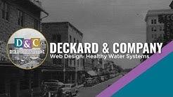 Website Re-Design: Healthy Water Systems of Ellenton, Florida