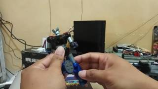 Unboxing SRC Mazinger Z Iron Cutter Edition