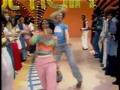Soul Train Line Dance To Earth Wind Amp Fire S Mighty