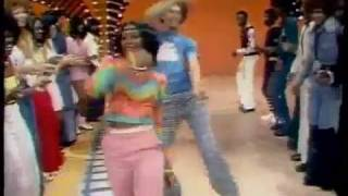 Soul Train Line Dance to Earth Wind & Fire's - Mighty Mighty