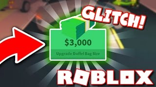 HOW TO GLITCH MONEY IN ROBLOX JAILBREAK!!