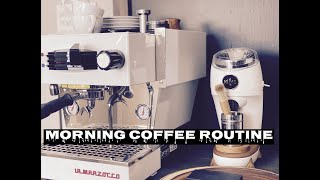 Aesthetic Morning Coffee Routi…