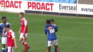 RESERVES: Chesterfield 3 - 0 Rotherham United