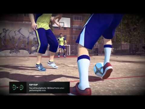 FIFA STREET- Trucos Avanzados