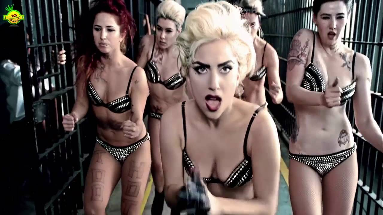 Lady Gaga | Top 10 Best Songs - YouTube