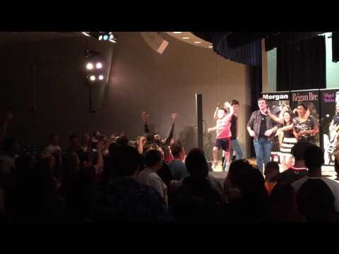 One Voice Band Introduction & Jacob Brooks Solo @ Loris High School