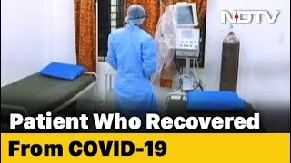 """""""No Need To Be Scared"""": Delhi's First Coronavirus Patient, Now Recovered"""