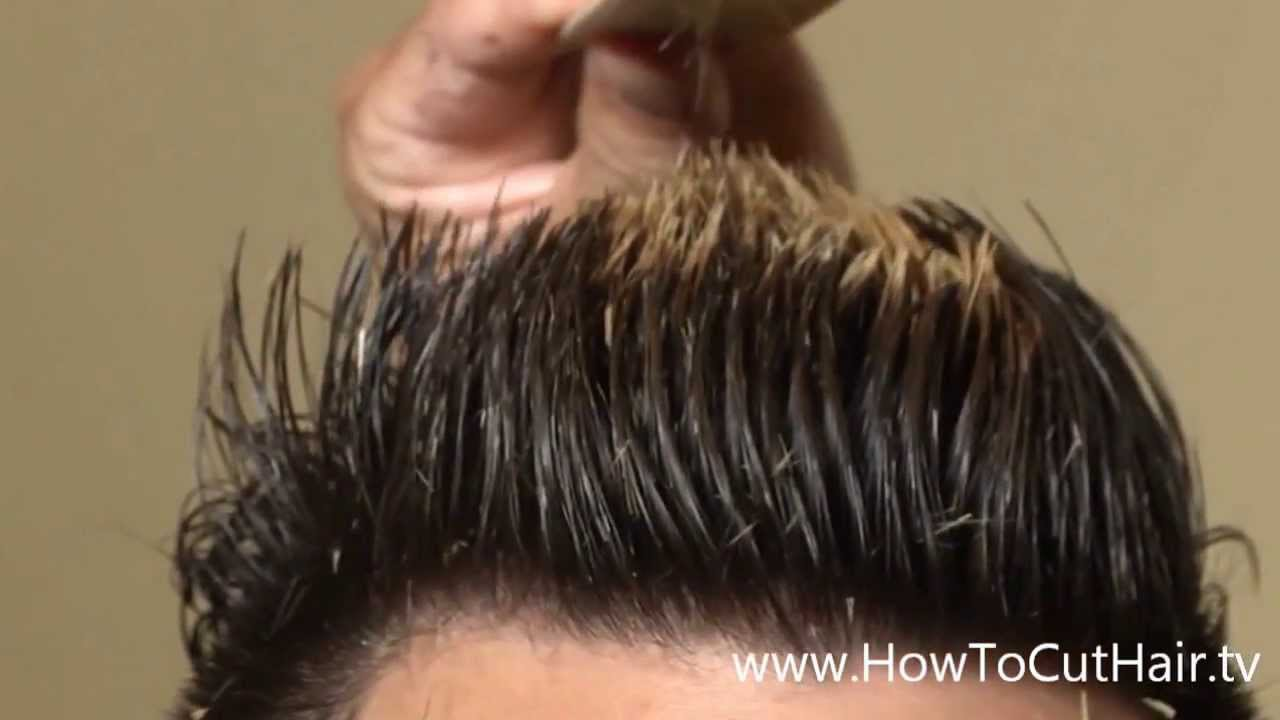 Mohawk Hairstyle Part 1 Youtube
