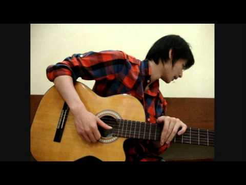 Akustik Gitar - Belajar Lagu (Tak Bisakah - Peterpan)