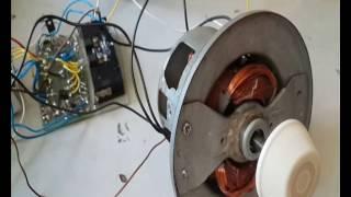 universal motor to pulse motor update(hack moteur universel)