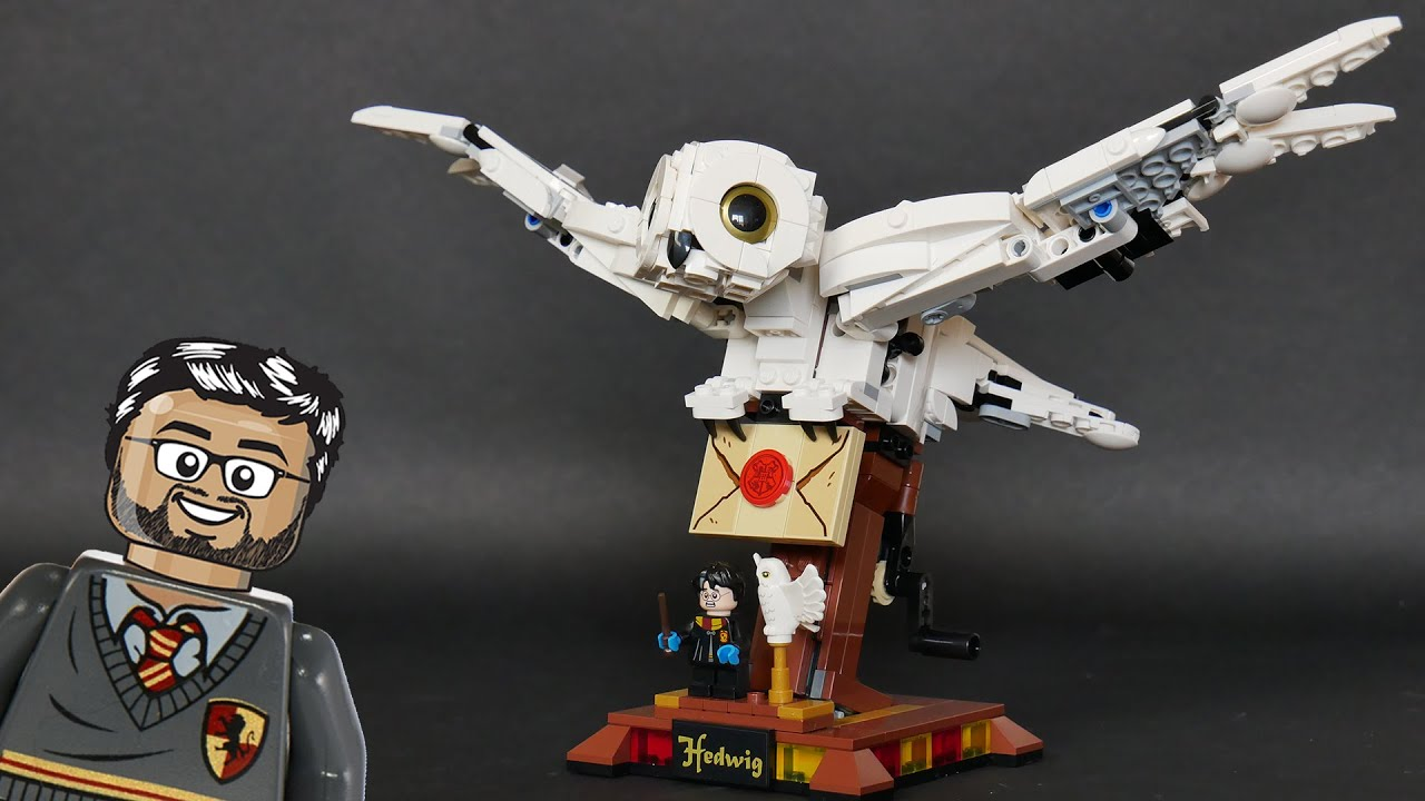 LEGO Harry Potter 75979 - Hedwige - Le test en Français