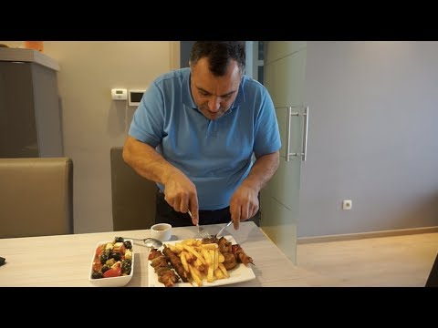 Ассортимент шашлыков в духовке.Рецепт от Жоржа I BBQ At Home By George