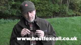 The Best Fox Call Original - Reliable Fox Call