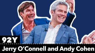 Jerry O'Connell talks with Andy Cohen about his new show Jerry O, and his life and career