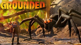 EVERYTHING YOU WANT in a SURVIVAL GAME! Grounded Episode 1