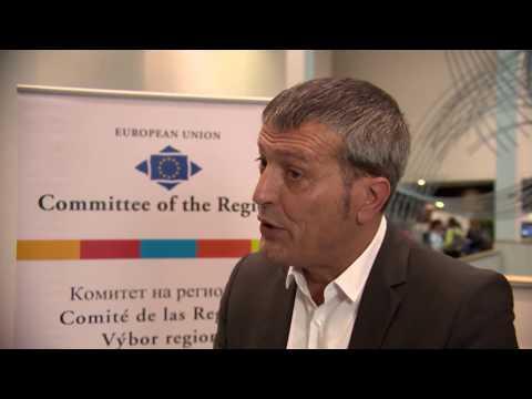 Edouard Martin - 118ème session plénière - Comité européen des régions