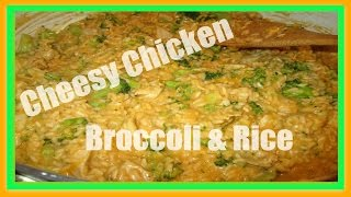 What's For Dinner? Episode 24: Cheesy Chicken Broccoli & Rice