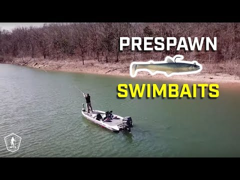 Big Swimbait Tips For Spring Bass Fishing!