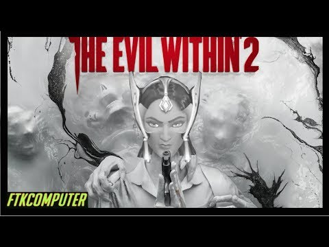 """Overwatch Player Tries """"The Evil Within 2"""" (w/ Stressed-Out Commentary)"""