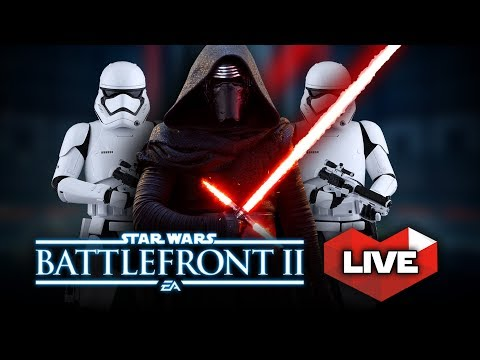 Star Wars Battlefront 2 LIVE! - EPIC BATTLES IN EVERY ERA! Battlefront 2 Multiplayer Gameplay!