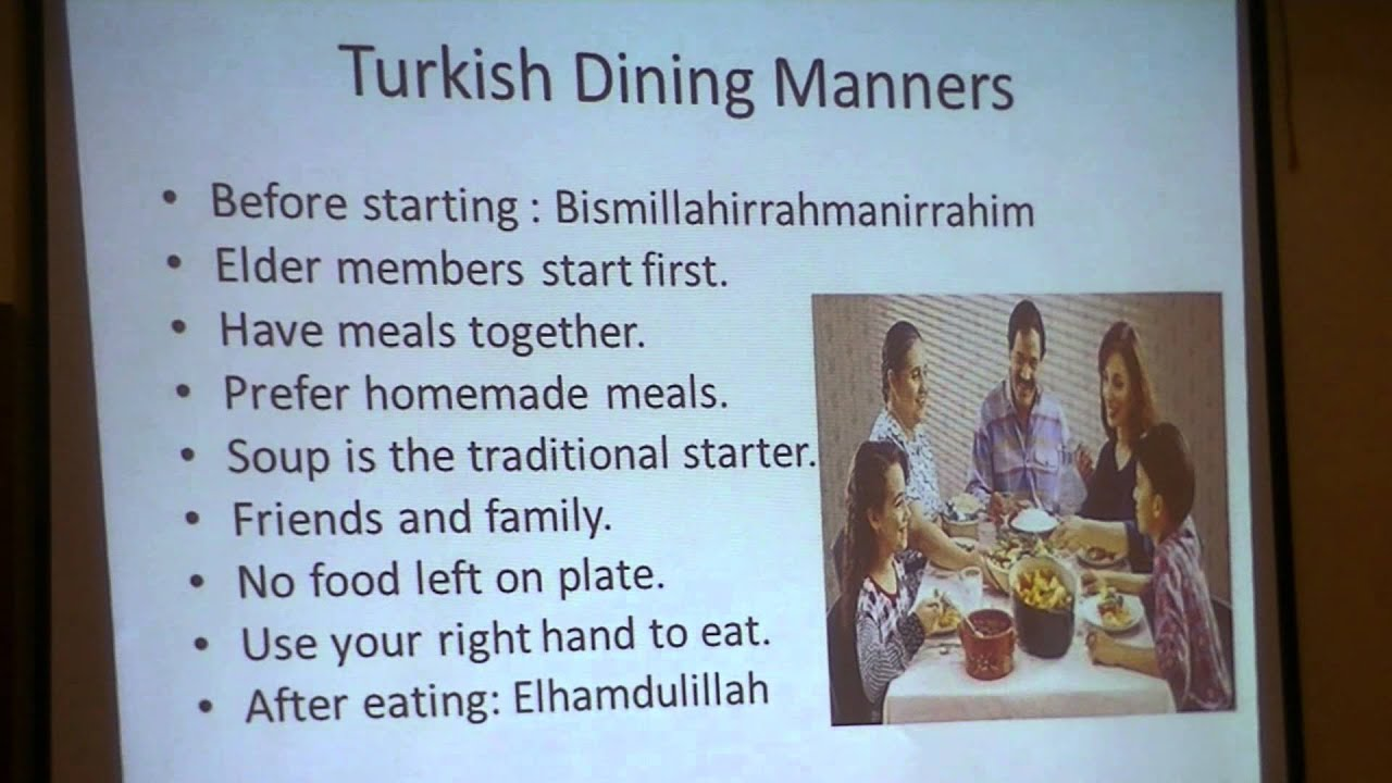 Turkish Dining Etiquette YouTube : maxresdefault from www.youtube.com size 1920 x 1080 jpeg 141kB