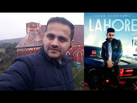 Lahore | Guru Randhawa | Karaoke Cover | Nishek