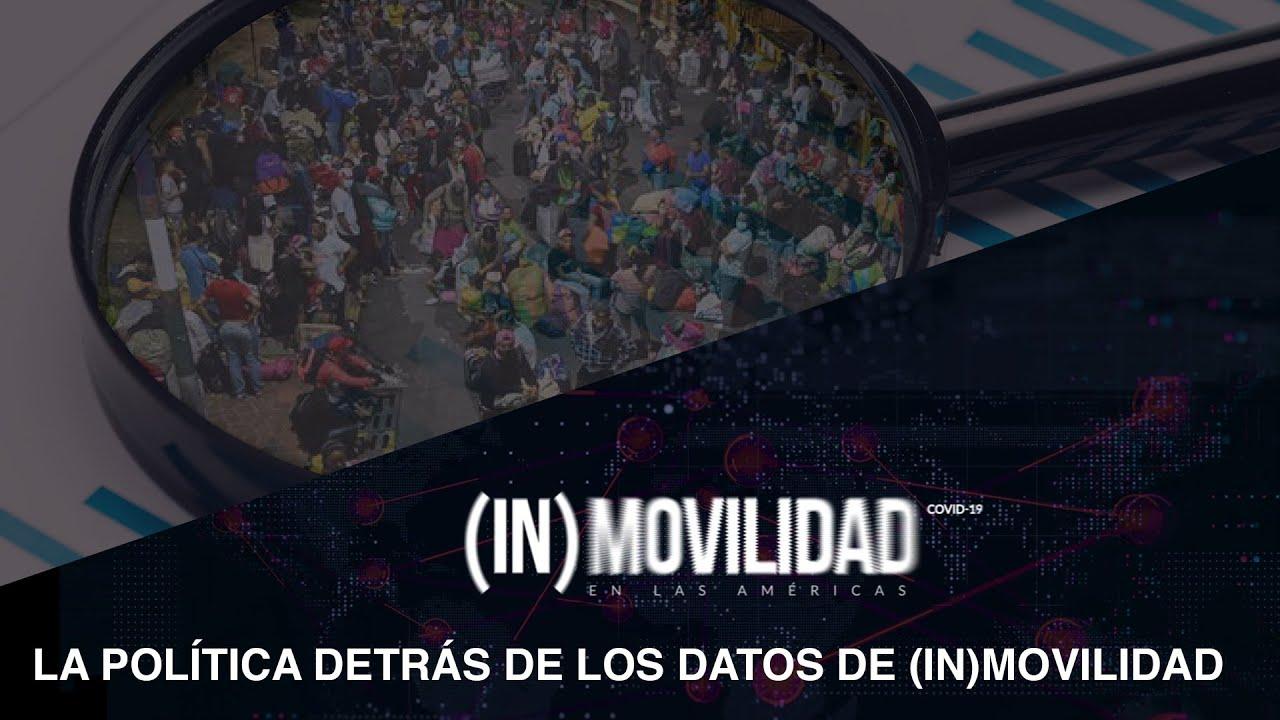 Conversatorio 2: La política detrás de los datos de (In)Movilidad durante COVID-19.