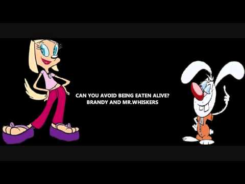 brandy and mr.whiskers song with lyrics