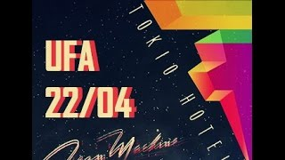 Уфа Tokio Hotel Ufa 22/04. Отчёт вип KOS.