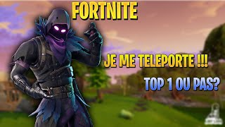 """MEME SI BUG J'Y Y ANDIEI"" FORTNITE BATTLE ROYAL"