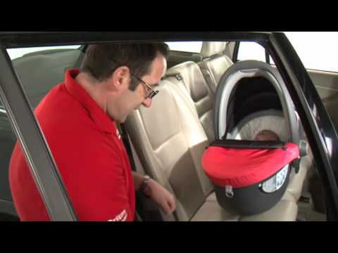baby safe sleeper britax r mer installation youtube. Black Bedroom Furniture Sets. Home Design Ideas