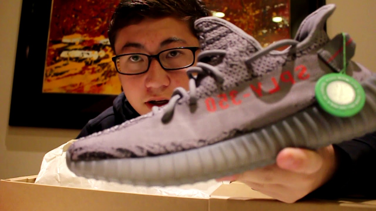 Does StockX Sell Fakes!? [Yeezy V2 Beluga 2 0 Unboxing]