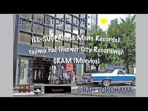 BEAT IN-STORE LIVE @ RAH YOKOHAMA Vol.1 PART ONE