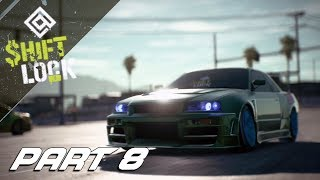 Need for Speed Payback Walkthrough Gameplay Part 8 No Commentary