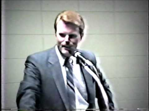 COG Youth Camp Awards 6-22-89 With Tim Hill