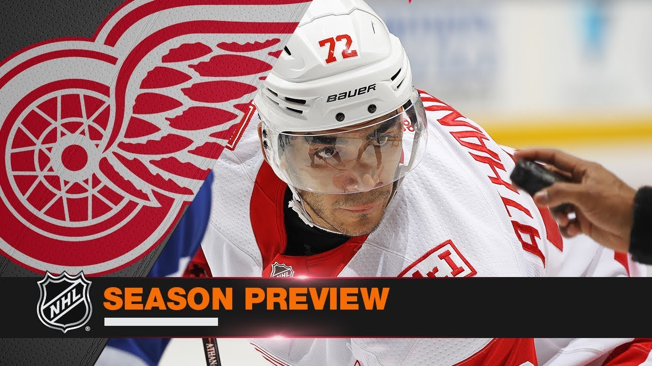 the best attitude 3e1c4 d292c 31 in 31: Detroit Red Wings 2018-19 season preview