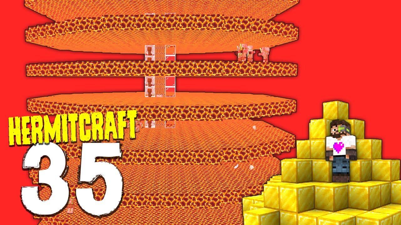 HermitCraft 7: 35 | NEW MEGA GOLD FARM