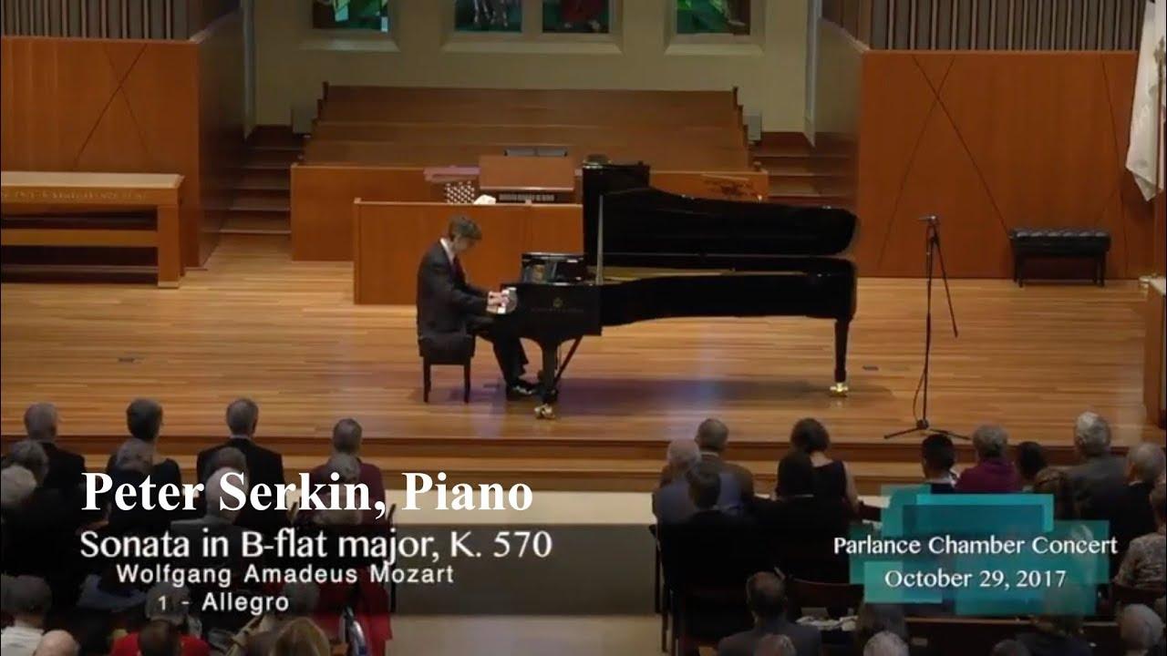 Mozart: Piano Sonata No.17 in B-flat major, K.570 Analysis