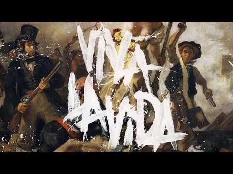 coldplay - strawberry swing   -   Album Viva La Vida
