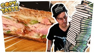 Die ultimative Grill-Bemme! (plus Bread-Balls) 🔥🥩🍞🧀 Copy & Taste #CaT