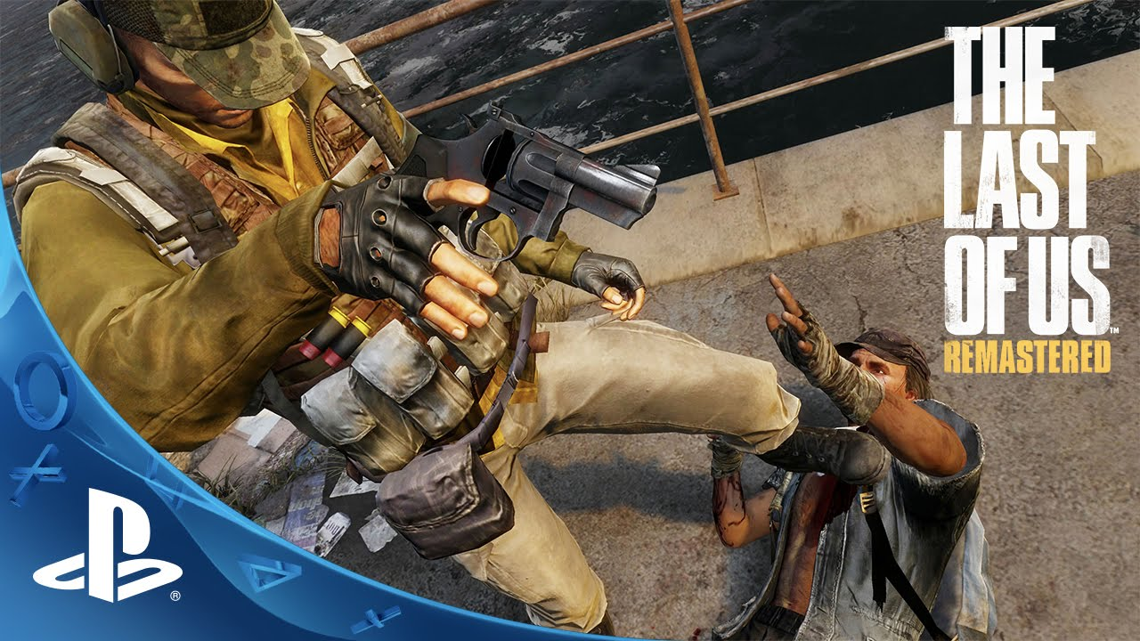 The Last of Us Remastered Deadly New Factions Multiplayer Add-Ons | PS4