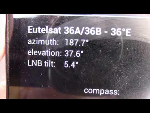 0 - Установка супутникової тарілки