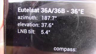Быстрая установка и настройка спутниковой тарелки своими руками(, 2014-10-16T06:48:00.000Z)