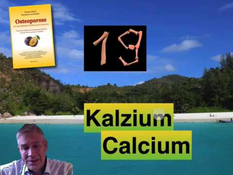 19. Kapitel: Kalzium ( = Calcium)
