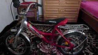 видео Детские трехколесные велосипеды с ручкой б у, недорого