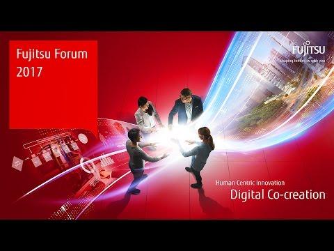 Keynotes Fujitsu Forum 2017 Tokyo