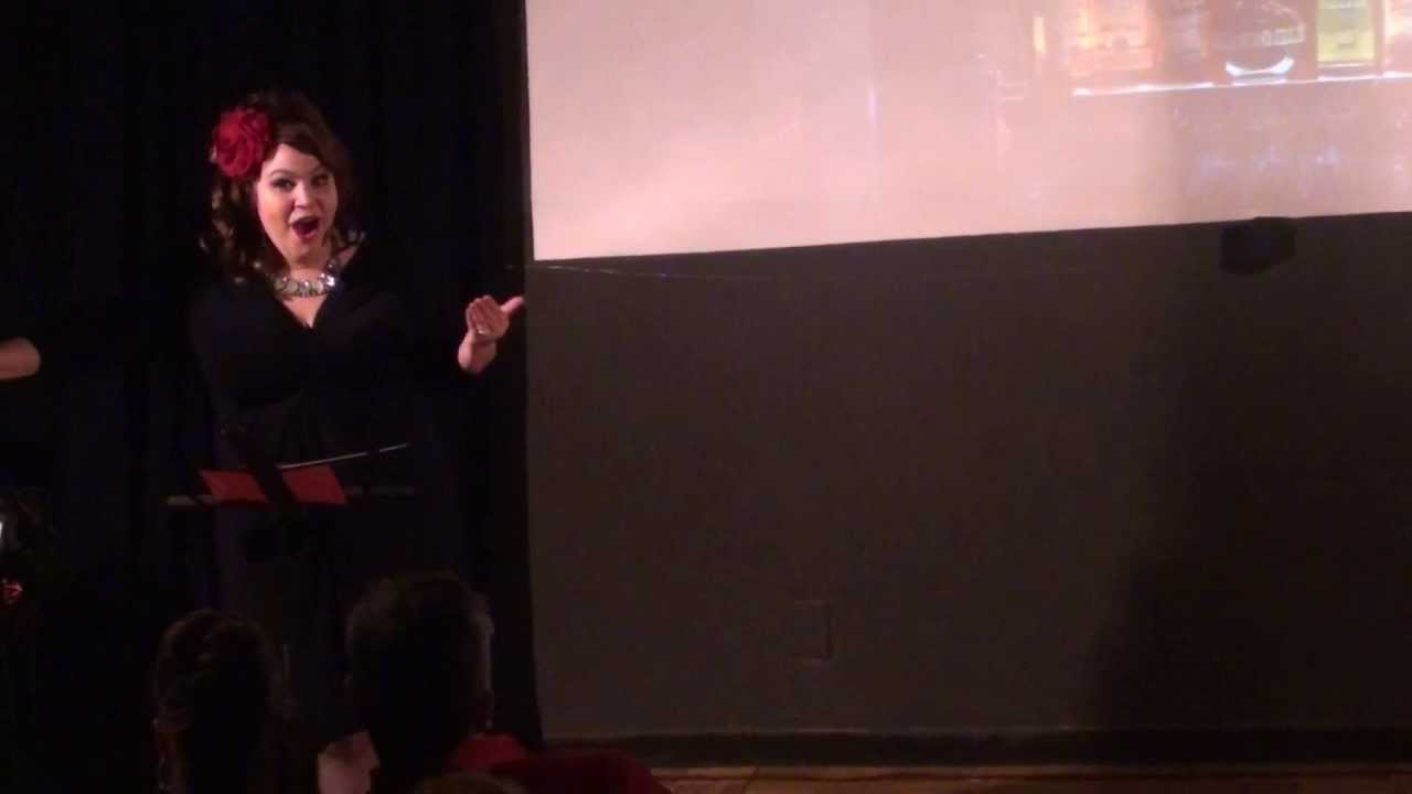 Madame Jiji - Comedy Cabaret - Relationship Therapy - Caburlesque - 20130214 - Comedy and Song